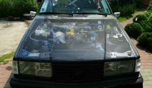 PRT: DEMO CAR STAGE 2