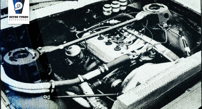 The turbocharged B14 engine in Per-Inge Walfridssons Volvo 343, that he won the European Championship in 1980 with. The engine is 1628 cc, and has 245bhp at 6000 rpm.