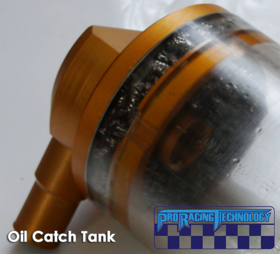retro turbo volvo motorsport uk oil catch tank gold. Black Bedroom Furniture Sets. Home Design Ideas