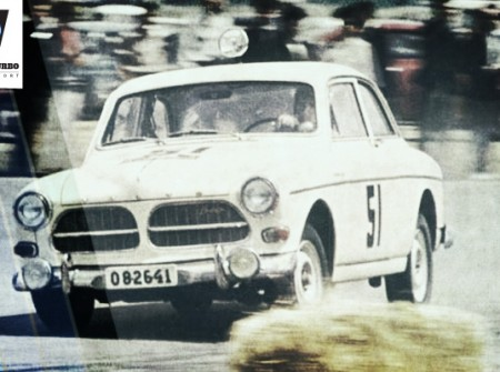 1963 Acropolis Rally Gunnar Andersson finished 2nd
