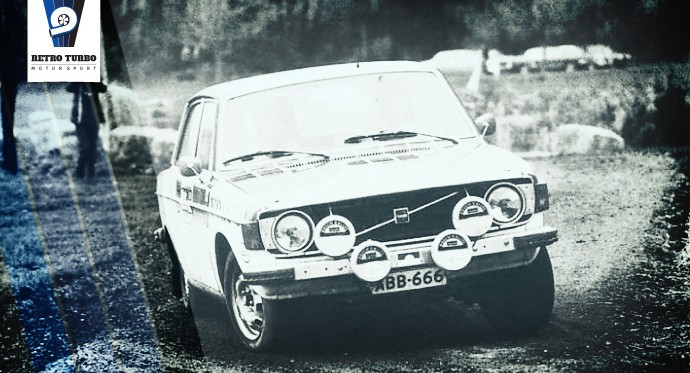 Eeva Heinonen and Co driver Seija Saaristo R.A.C. 1973 Winner of the Coupe de Dames