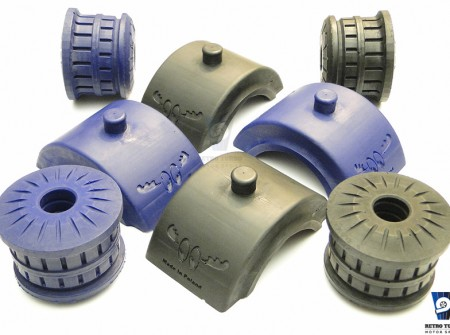 Volvo 740 940 rear suspension bushes set 1229636 1273628 1330454 1359114 3530560 1272399
