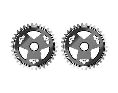 Adjustable Cam Gears