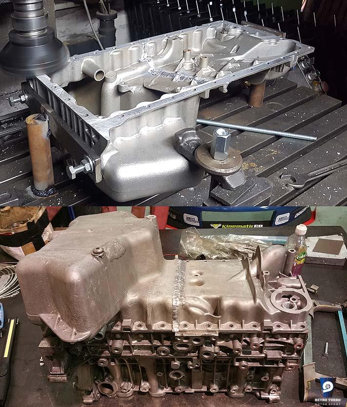 Volvo 240 Camshaft Oil Leak: Retro Turbo: Volvo Motorsport UK