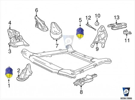 Volvo OE 6801722 9434435 diagram