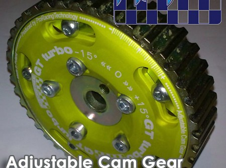 Adjustable cam wheel Volvo Renauld 1.7T B18FT