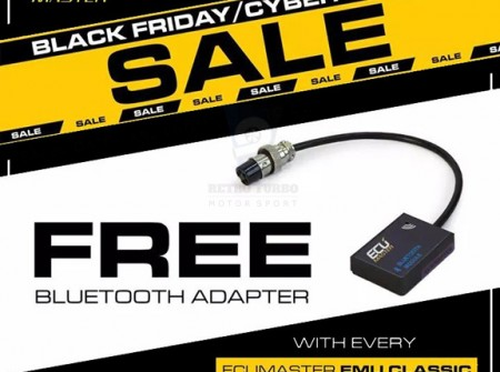 Ecumaster EMU CLASSIC Serial BT Black Friday cyber Monday special offer