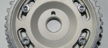 Adjustable Cam Wheel Volvo 240 940 Round Tooth 1 degree