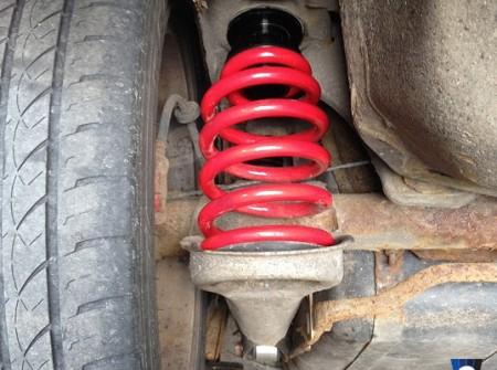 Retro Turbo Volvo 242 740 940 Budget Coilovers B230 B200 B234 16V  Street Stance