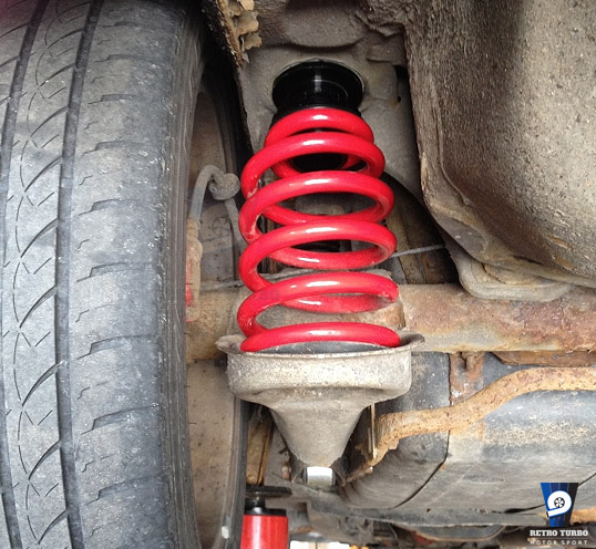 Volvo 740 940, Street /Stance Coilover KIT
