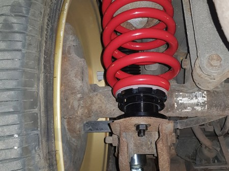 Volvo 240 740 940 RWD Street/Stance Coilovers