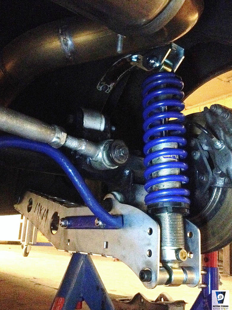Volvo Reinforced Lower Trailing Arms Drift Race Rally on Volvo 850 Rear Suspension Parts
