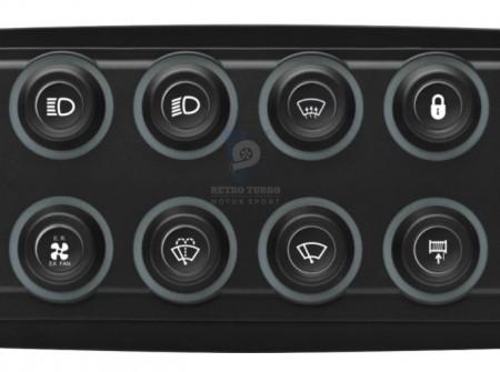 EcuMaster 12 key CANbus keypad.