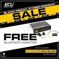 Ecumaster EMU BLACK black friday cyber monday