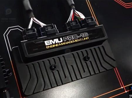 www.emupro16.com Autosport International show Birmingham