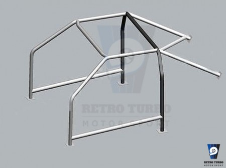 volvo 240 245 242T roll cage