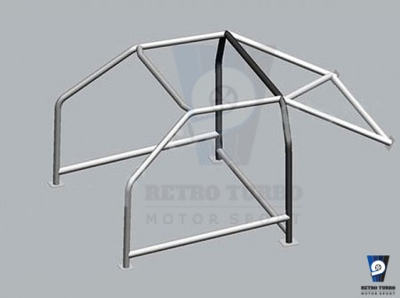volvo 740 940 roll cage