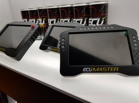 EcuMaster ADU7 7 inch display racing