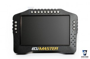 Ecumaster ADU5 dash display volvo racing