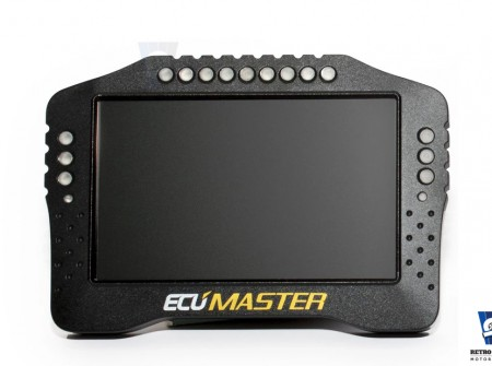 Ecumaster ADU5 dash display volvo racing