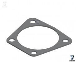 Volvo 1030 1031 shim spacer brake