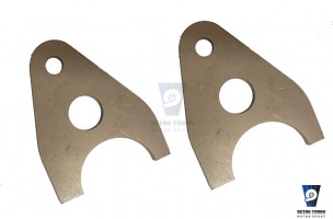 Volvo 940 740 rear axle 1030 1031 subframe brackets