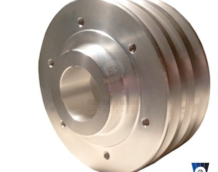 Volvo 240 740 940 b230 b200 b23 crankshaft pulley for trigger wheel