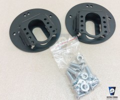 volvo 240 242 245 drifting lowering top plates for BC coilovers
