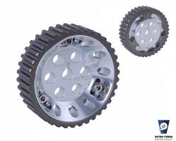 volvo 740 940 16v B230 adjustable cam wheel round tooth retroturbo motorsport