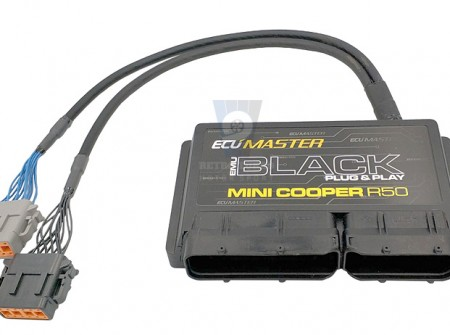 MINI COOPER R50 Ecumaster BLACK plug and play ECU retroturbo motorsport